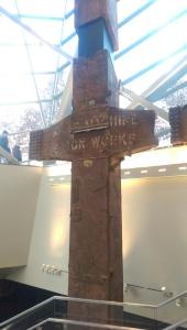 9:11 Memorial WTC Beam